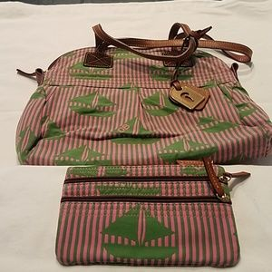 Dooney &Bourke bag set